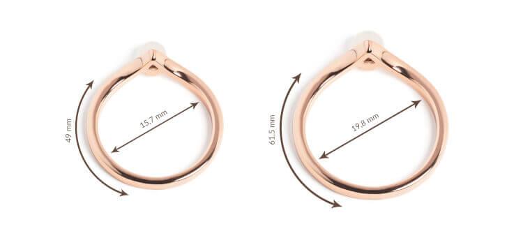 Ringgröße *