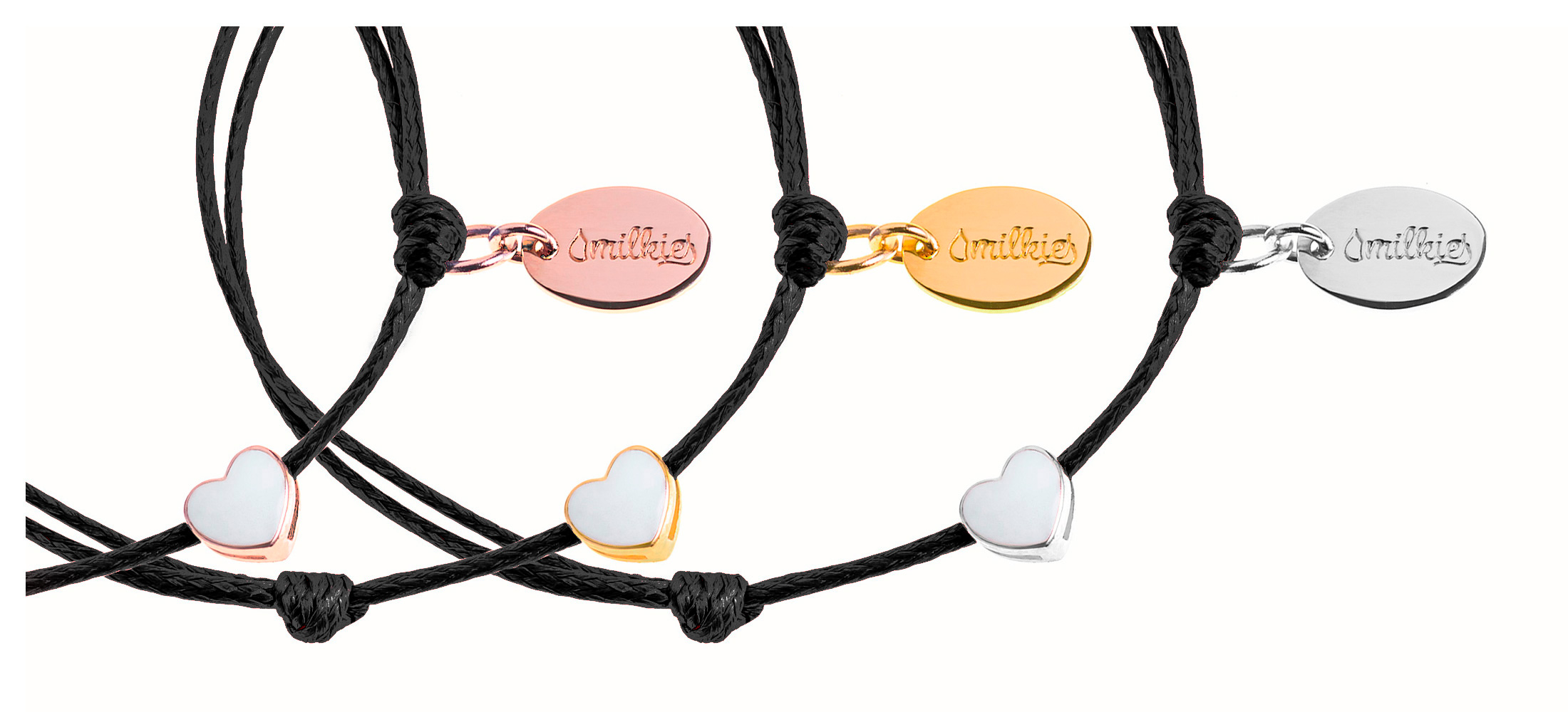 """Sweetheart"" bracelet with the set *"